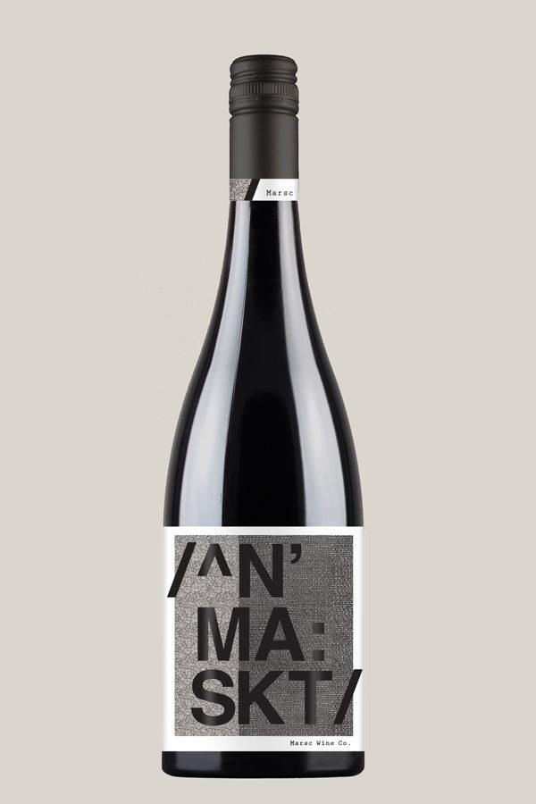 Marsc Wine Co. Un Masked 2016 Syrah