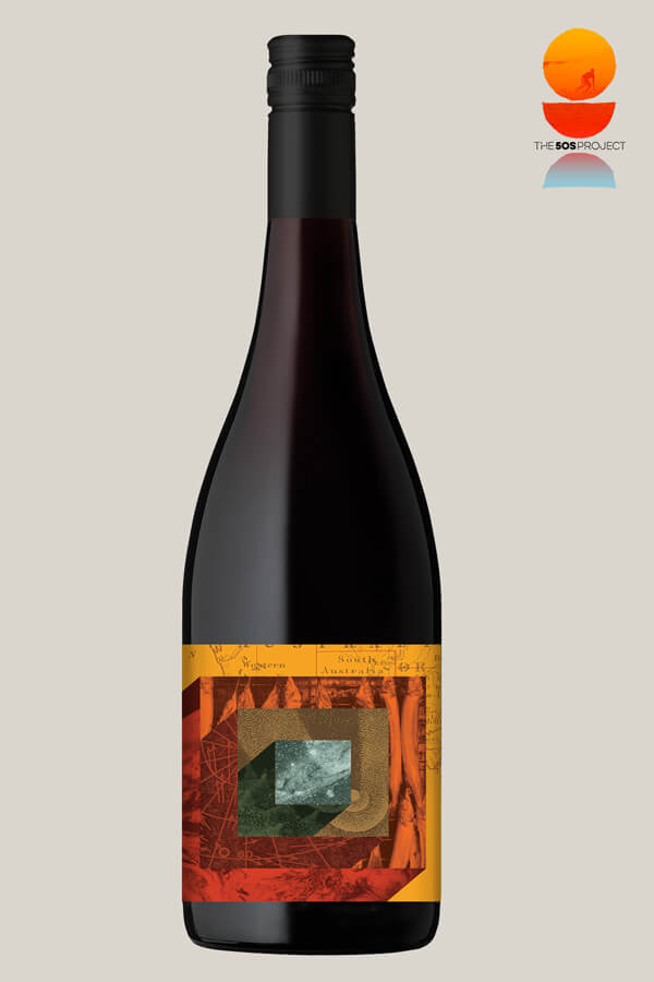 The 5OS Project Tempranillo Blend 2018