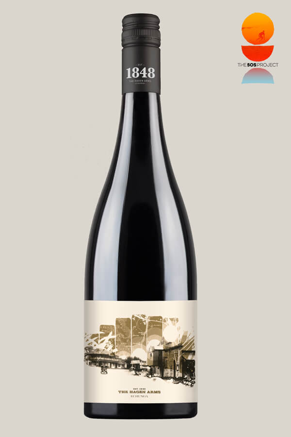 The 5OS Project Pinot Noir 2020