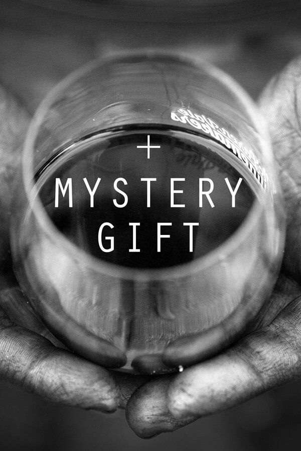 Mystery gift with our winemakers 12 packs